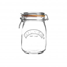 Kilner Signature 750ml/0.75L Clip Top Jar