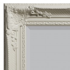 Gallery Braemar Baroque Cream Mirror