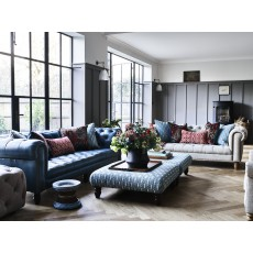 Alexander & James Bergamo 4 Seater Sofa All Leathers
