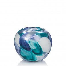 Newgrange Living Cool Colours 13.5cm Tealight Bowl