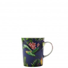 Maxwell & Williams Cashmere Birds of Paradise Blue 330ml Mug