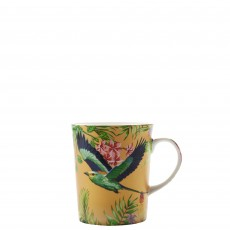 Maxwell & Williams Cashmere Birds of Paradise Gold 330ml Mug