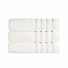 Kingsley Lifestyle White Facecloth