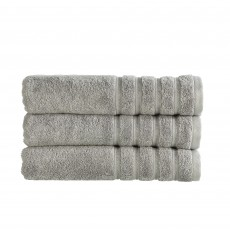 Kingsley Lifestyle Silver Facecloth