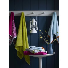 Kingsley Lifestyle Damson Bath Towel