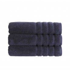 Kingsley Lifestyle Navy Bath Towel