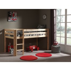 Vipack Pino Mid Sleeper Bed Pine