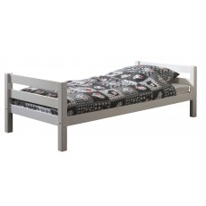 Vipack Pino Single (90cm) Bedstead White