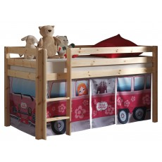 Vipack Pino Bed Curtain Little Princess Bus