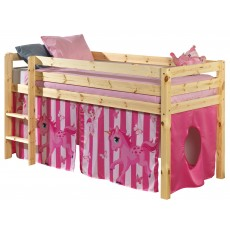 Vipack Pino Bed Curtain Horses