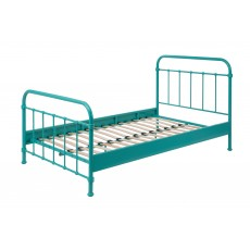 Vipack New York Small Double (120cm) Bedstead Mint