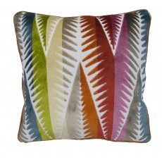 Scatter Box Retrovert Leaf Multicolour Cushion
