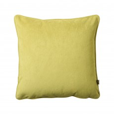 Scatter Box Velour Lime Cushion