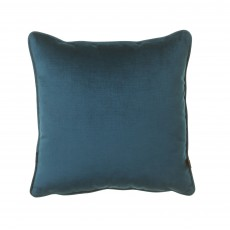 Scatter Box Cube Velour Teal/Green Cushion