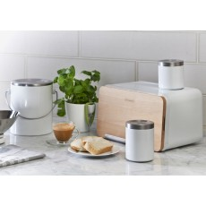 Typhoon Hudson White Bread Bin