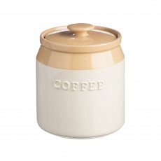 Mason Cash Cane Coffee Jar