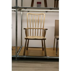 Wycombe Solid Carver Chair