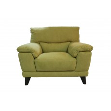 Benevento Armchair Fabric Lex 34 Applegreen