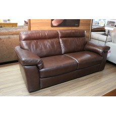 Marcello 3 Seater Sofa Leather