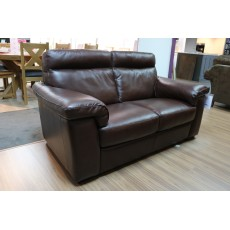 Natuzzi Marcello 2 Seater Sofa Leather