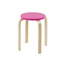 Emba Bar Stool Pink