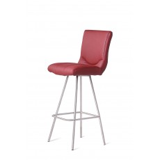 Terrano Bar Stool Red