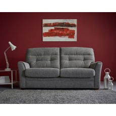 Sebastian 3 Seater Manual Reclining Sofa All Fabrics