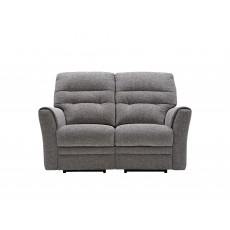 Sebastian 2 Seater Manual Reclining Sofa All Fabrics