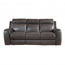 Colorado 3 Seater Double Electric Reclining Sofa