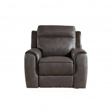 Colorado Electric Reclining Armchair Leather