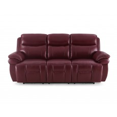 Harvard 3 Seater Double Manual Reclining Sofa