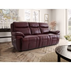 Harvard 3 Seater Double Electric Reclining Sofa