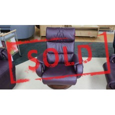 Eden Narrow Electric Recliner Leather Category 24