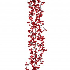 Stirling Red Berry Garland 175cm x 15cm x 15cm