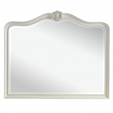 Ophelia Painted Wall Mirror