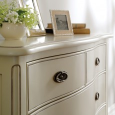 Ophelia Painted Wide 3 + 3 Chest of Drawers