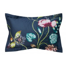 Harlequin Quintessence Oxford Pillowcase Navy