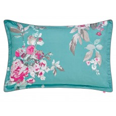 Joules Beau Bloom Oxford Pillowcase Aquarelle Floral