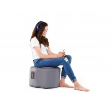 Scatterbox Scatter Bag Bean Stool Grey