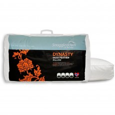 Snuggledown Duck Feather Dynasty Pillow