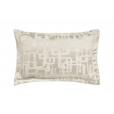 Harlequin Asuka Moonstone Oxford Pillow Case