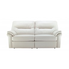 G-Plan Washington 2 Seater Electric Reclining Sofa Fabric B