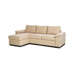 Ludo 3 Seater Sofa Bed with Chaise LHF