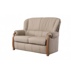 Cassino 2 Seater Sofa Leather Category A/S