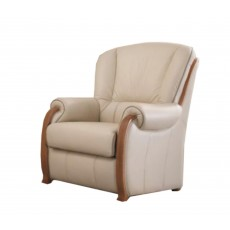 Cassino ArmchairLeather Category A/S