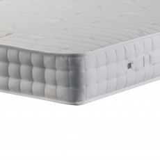 Wessex Wellbeing Aloe Vera Small Double (120cm) Mattress