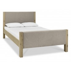 Vivaldi Double Bedstead Upholstered High End