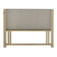 Vivaldi King (150cm) Upholstered Headboard