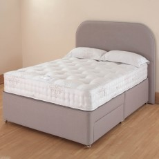 Relyon Royal Lytham Pocket Double (135cm) Firm Edge 4 Drawer Divan Set