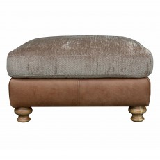 Alexander & James Lawrence Footstool Fabric Option 1